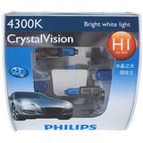 PHILIPS CRYSTAL VISION 4300K - H1 [12258CV] - Bohlam Mobil